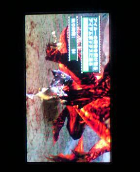 MHP2G:速報紅龍